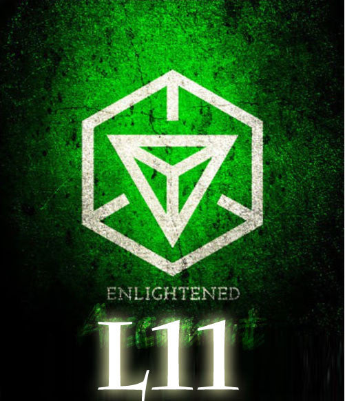 L11  Ingress account FULL - Enlightened Level 11