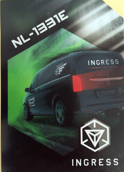 Ingress badge - NL1331E NL-1331 E