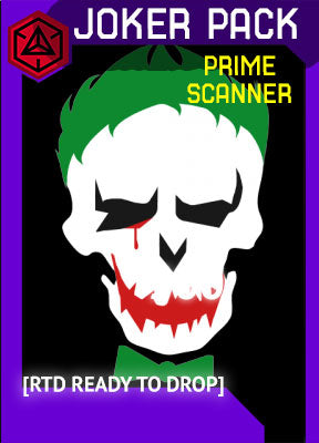 [RTD PRIME] JOKER PACK INGRESS MIXED ITEMS RARE AND VERY RARE XMP ADA JARVIS