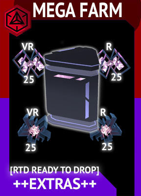 FARM PACK INGRESS VRHS VRMH QUANTUM CAPSULE