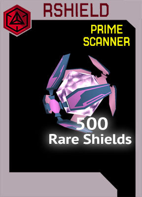 INGRESS PRIME RSHIELDS PACK RARE SHIELD