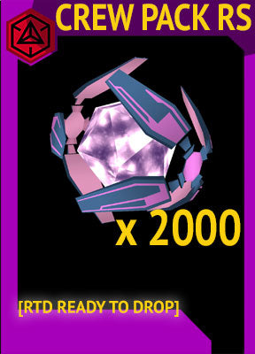 ingress 2000 rare shields CREW PACK
