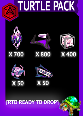 turtle pack - ingressitems.com | ingress store