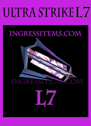 Ingress Ultra Strike L7 Level 7 US