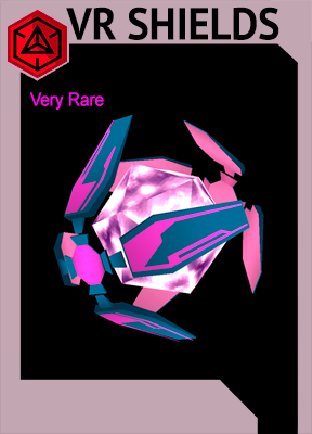 Ingress very rare shield VRS