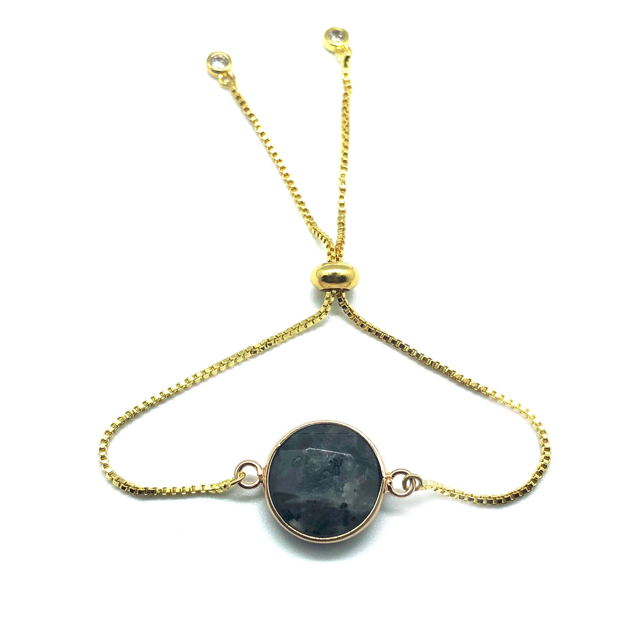 Black Agate Pulley