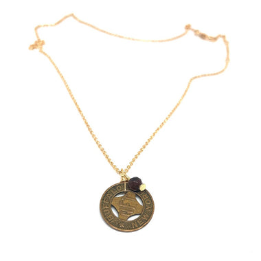 NFT Metro token Necklace