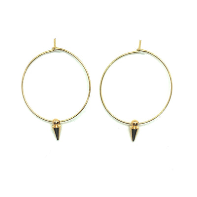 Mini Spike Hoops