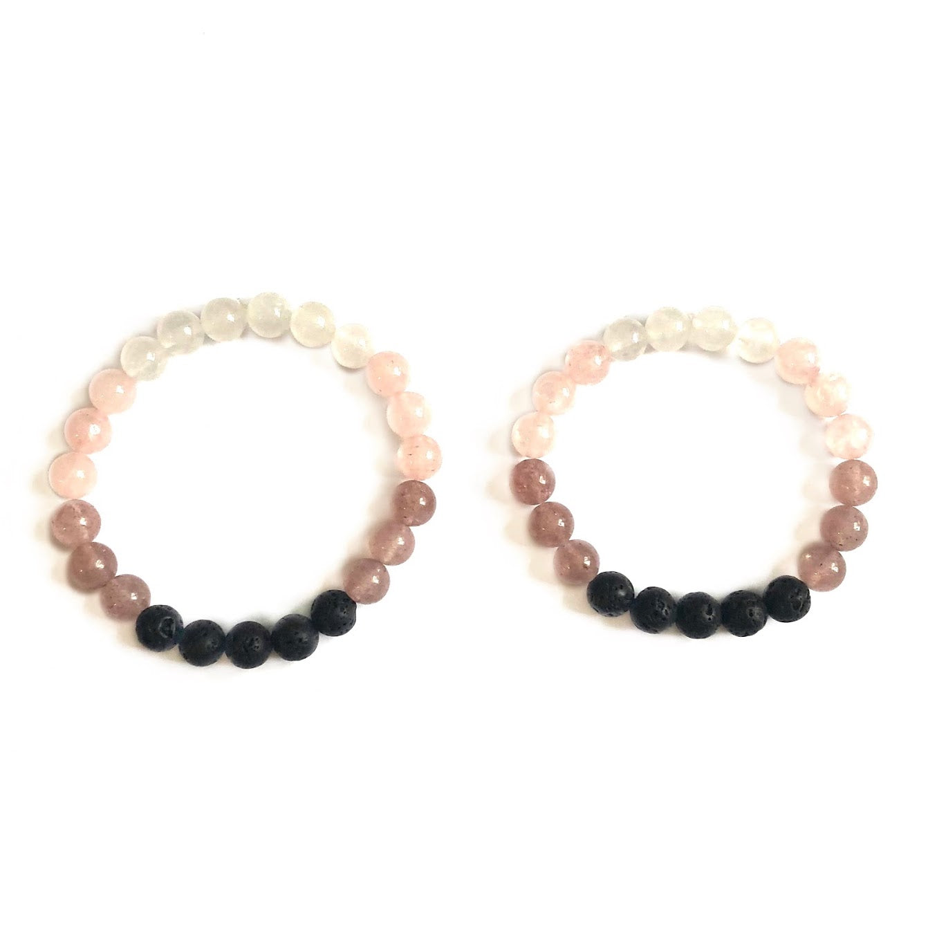 The Pinks Lava Bracelet