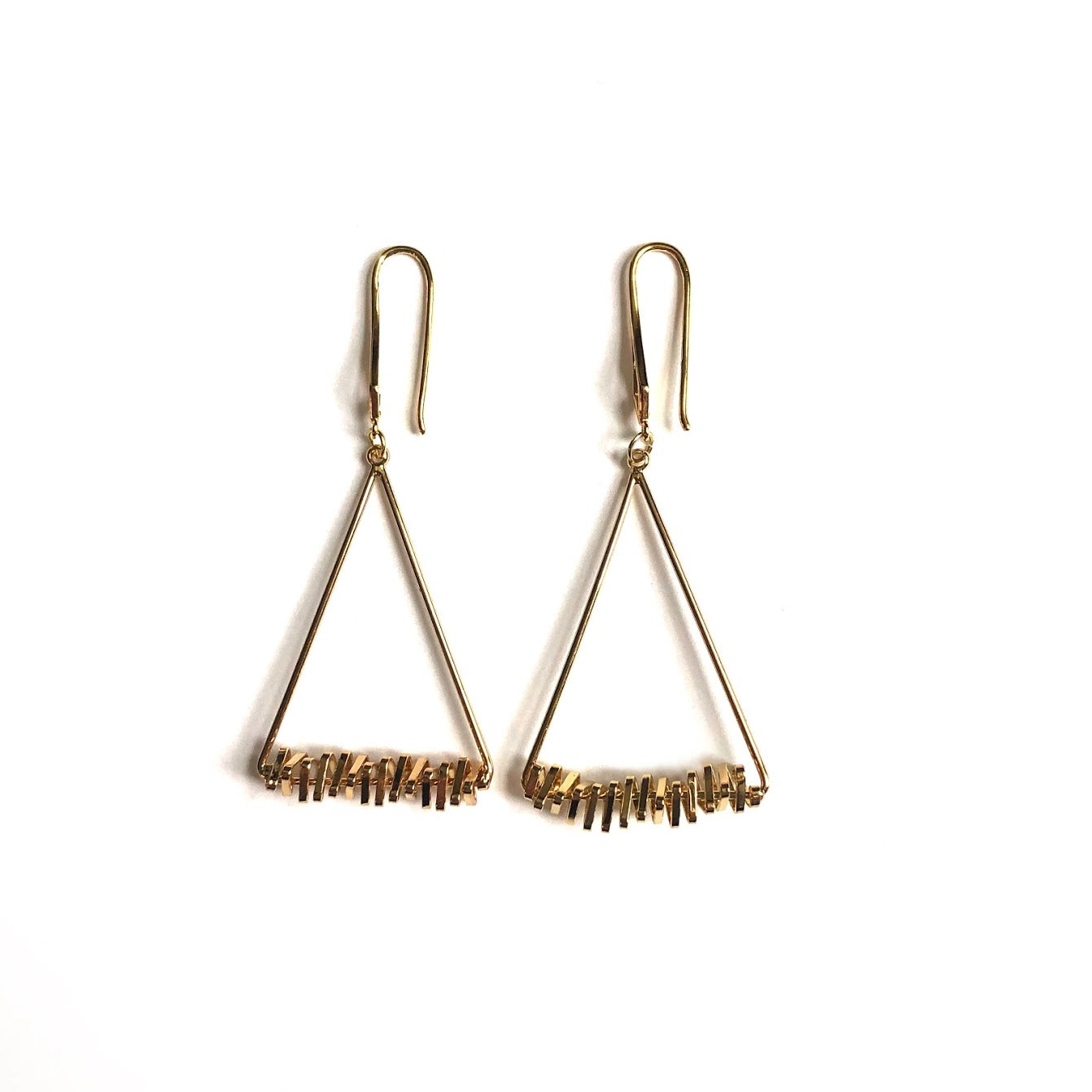 Triangle Trapeze Earring