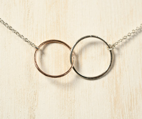 Circles Necklace