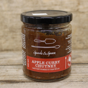 Apple Curry Chutney - Spade & Spoon