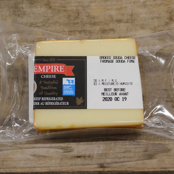 Smoked Gouda - Empire Cheese