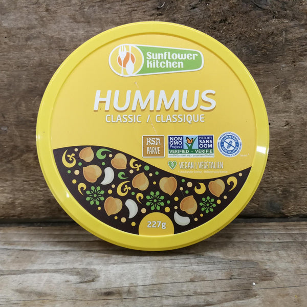 Sunflower Kitchen Hummus - 4 Flavours