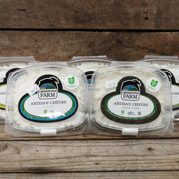 Artisan Chevre - Cross Wind Farm