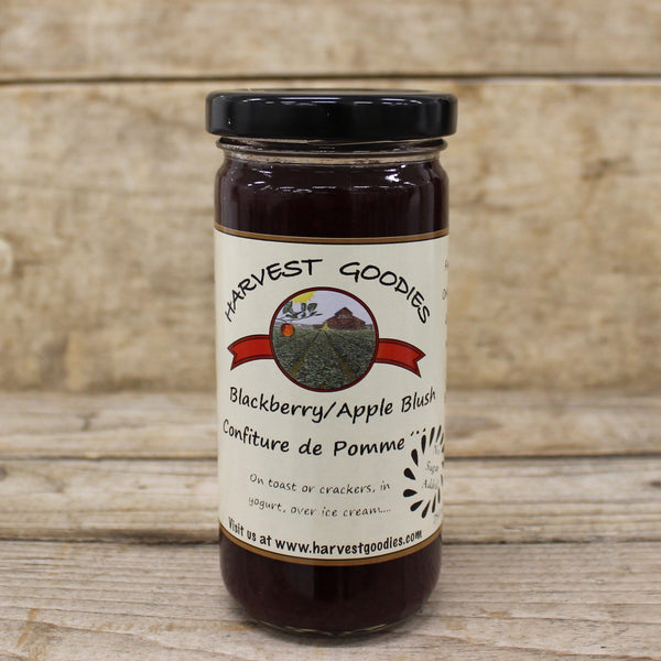Blackberry Apple No Sugar Jam - Harvest Goodies