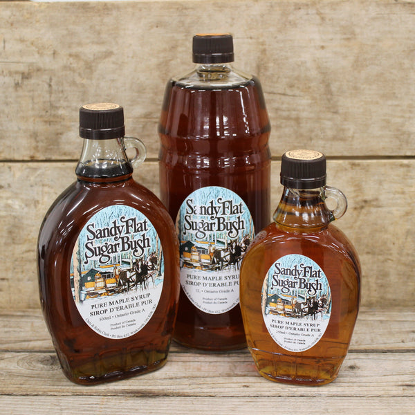 Sandy Flats Maple Syrup