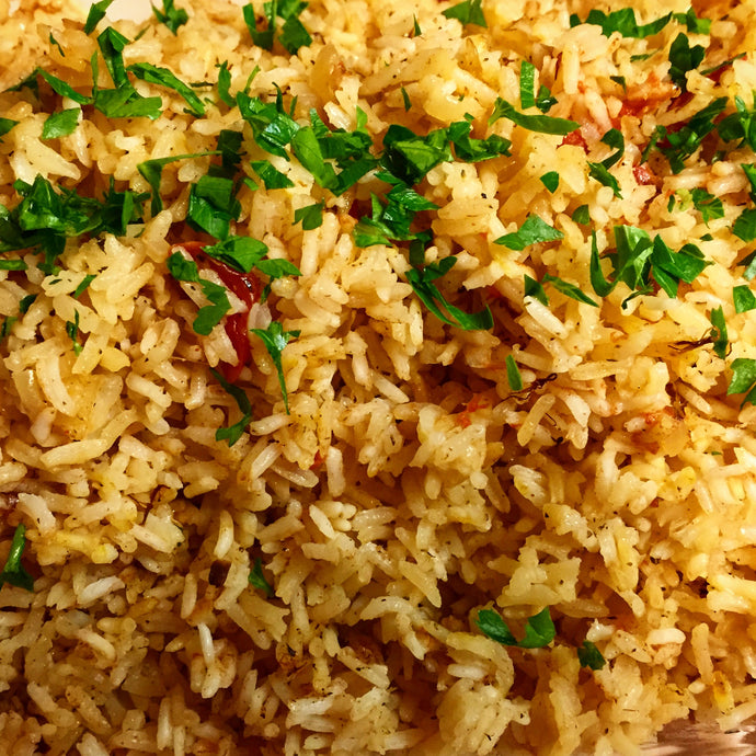 Martita's Mexican Rice