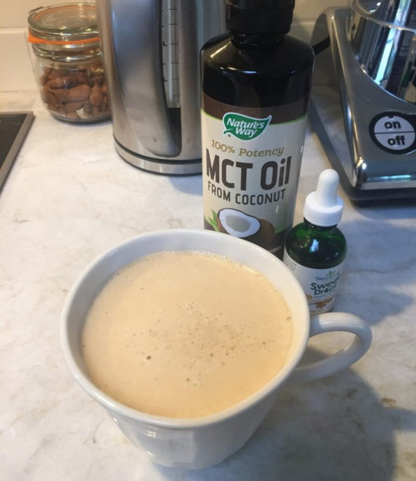 """Morning Magic"" - Basic Blended Coffee With MCT"