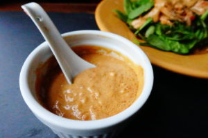 Sweet & Spicy Satay Sauce