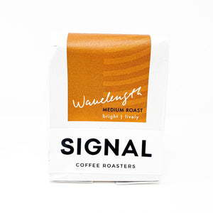 Coffee - Wavelength Medium Roast