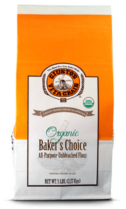 Flour - Organic Baker's Choice Unbleached (All-Purpose Flour)