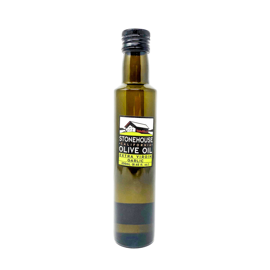 Oil - Extra Virgin Garlic Olive Oil