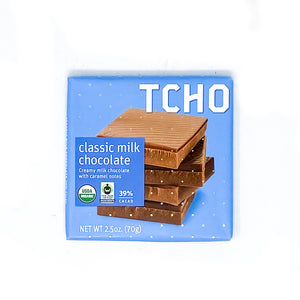 Chocolate - 39% Classic Milk Chocolate (Organic)