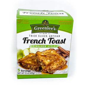 French Toast - Cinnamon Apple French Toast