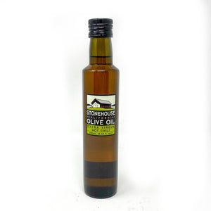 Oil - Extra Virgin Hot Chili Olive Oil