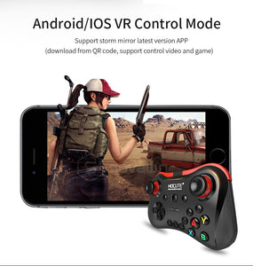 Bluetooth Mobile Android iPhone Game Pad - Gaming-Shop.net