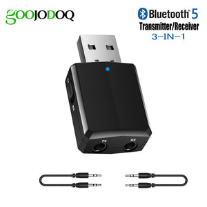 USB Bluetooth 3 in 1 Transmitter Receiver - Gaming-Shop.net