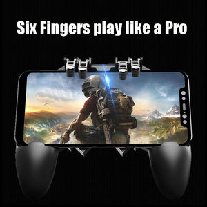 Mobile Game Pad Controller - Gaming-Shop.net