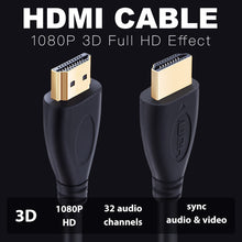 Load image into Gallery viewer, 1080p HDMI High Speed Gold Tip Cable - Gaming-Shop.net