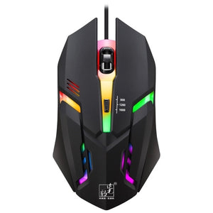 Professional 5500 DPI USB Wired Gaming Mouse - Gaming-Shop.net