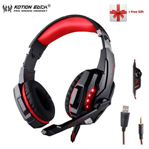 Avalanche Gaming Headphones - Gaming-Shop.net