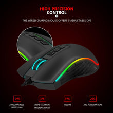 Load image into Gallery viewer, Doom Wired Gaming Mouse - Gaming-Shop.net