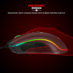 Doom Wired Gaming Mouse - Gaming-Shop.net