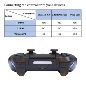 Bluetooth Wireless PS4 Controller - Gaming-Shop.net