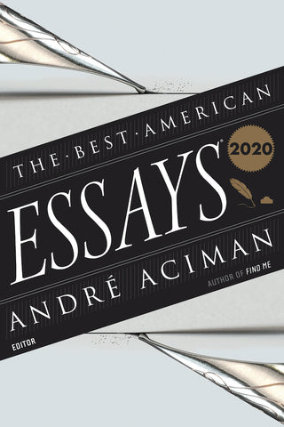 Instructor James Tate Hill Notable in The Best American Essays 2020!
