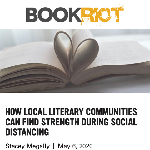 Writing Workshops Featured in Book Riot