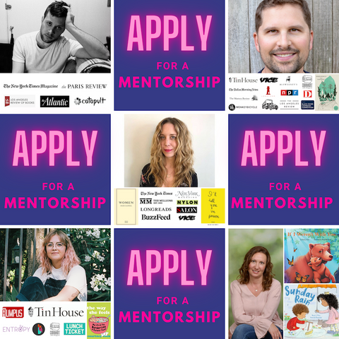 Apply For a One-On-One Mentorship!