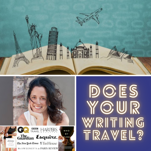Does Your Writing Travel?