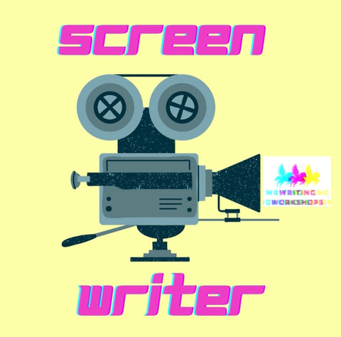 Be a Screenwriter! Online Introduction to Screenwriting Starts 8/3 with Tony DuShane!