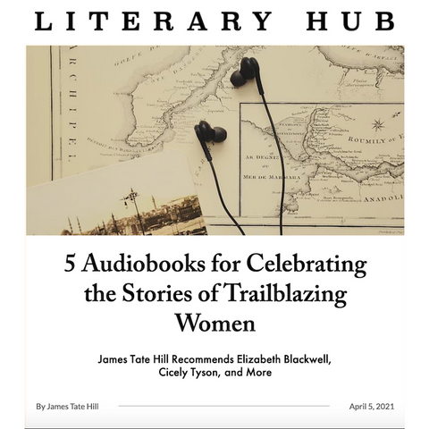 Instructor James Tate Hill's Column in Literary Hub