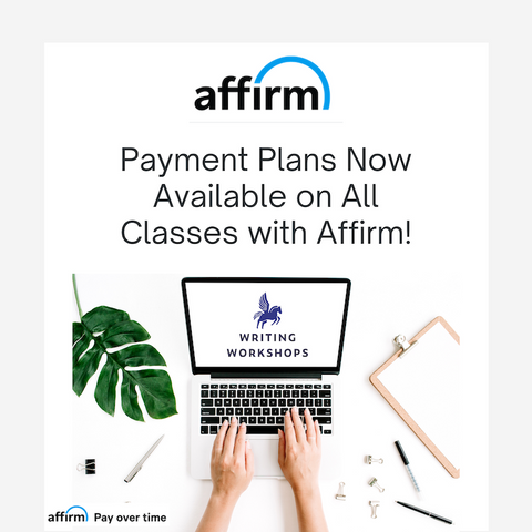 Payment Plans Now Available on All Classes with Affirm!