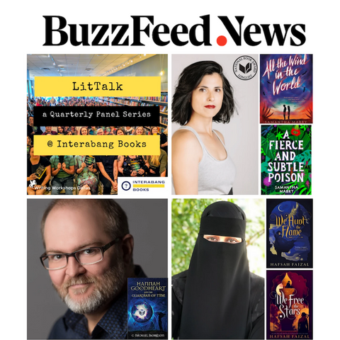 LitTalk Featured at BuzzFeed!