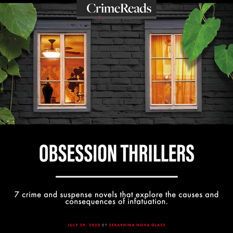 Instructor Seraphina Nova Glass Essay in CrimeReads!