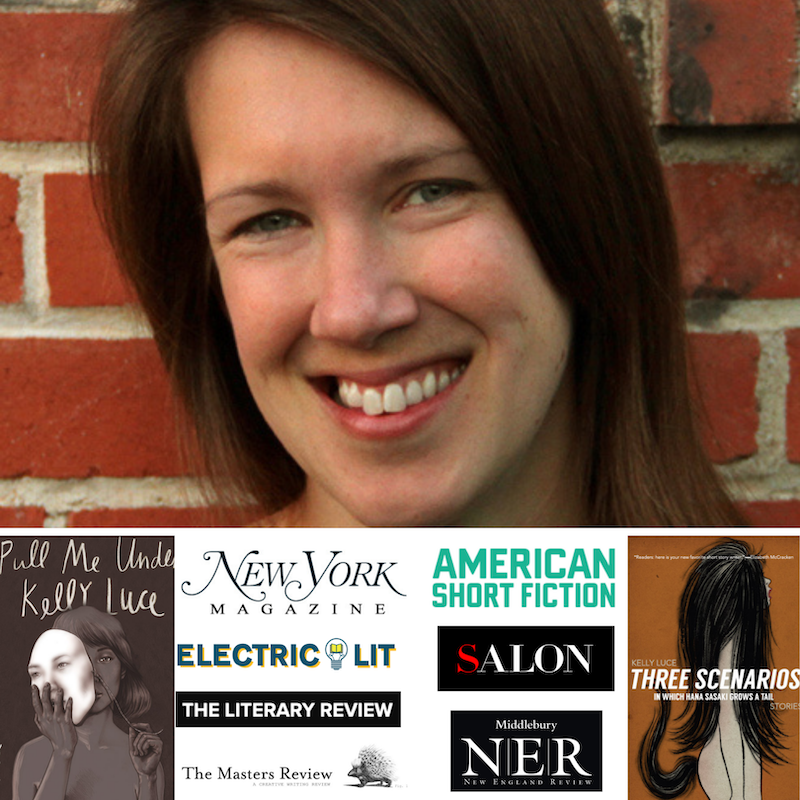 6-Month Novel Mentorship Program with Kelly Luce, Join List For Next Mentorship