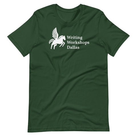Writing Workshops Dallas Short-Sleeve Unisex T-Shirt